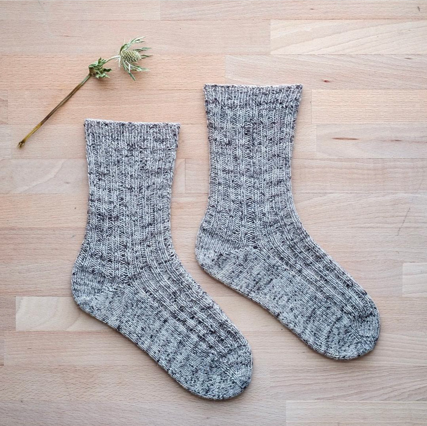 Basecamp Socks in Retrosaria Mondim