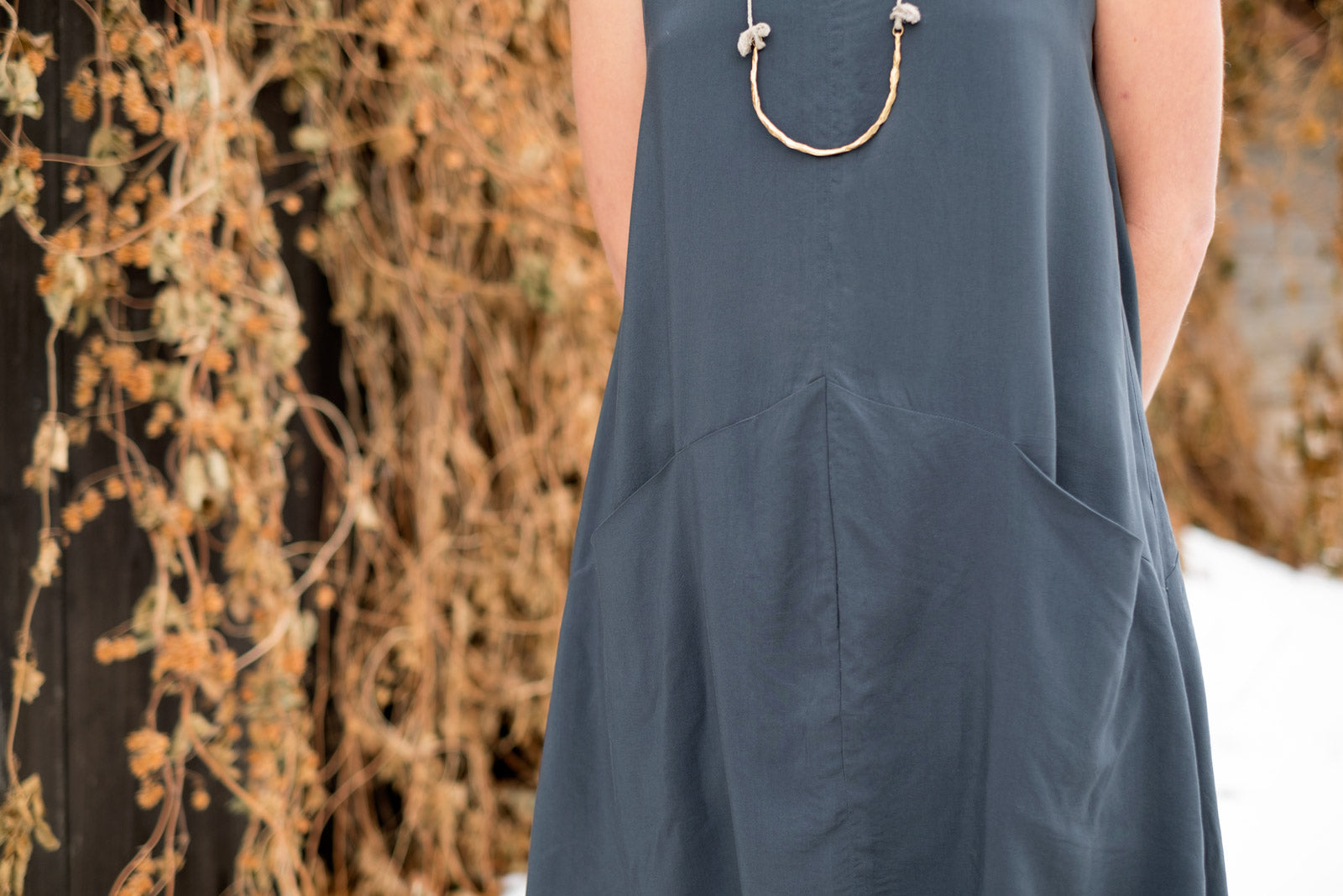 Farrow Dress Detail