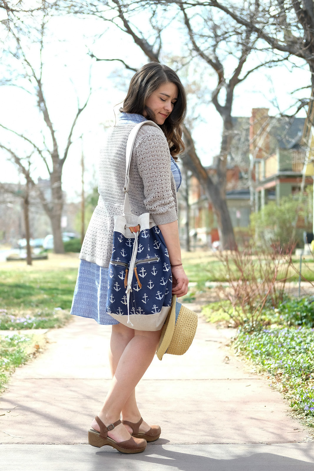 Tiffani's Noodlehead Bucket Bag