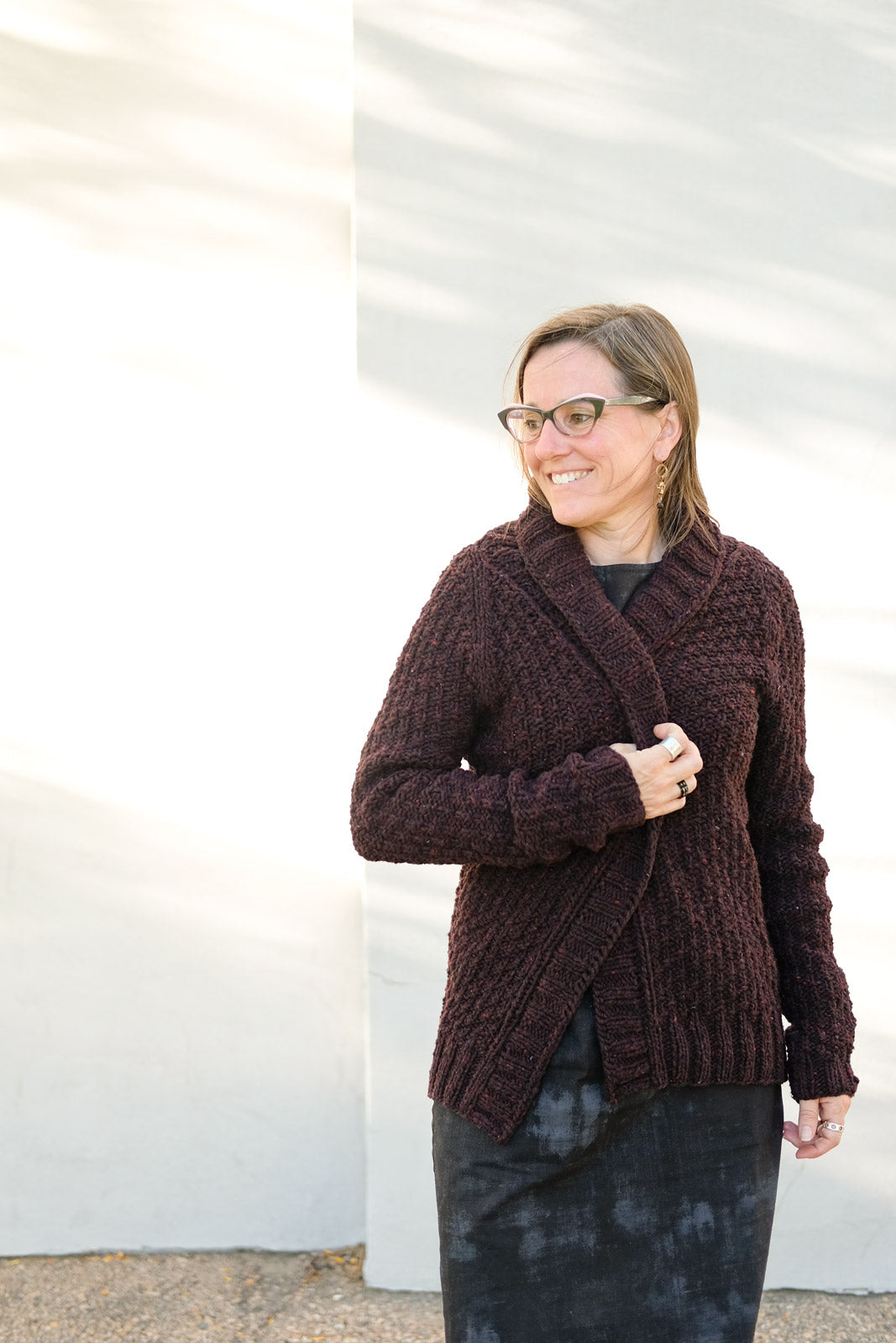 Sunne Meyer's Oxbow Cardigan