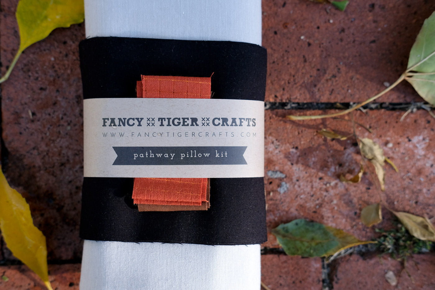 Pathway Pillow Kits availavle at Fancy Tiger