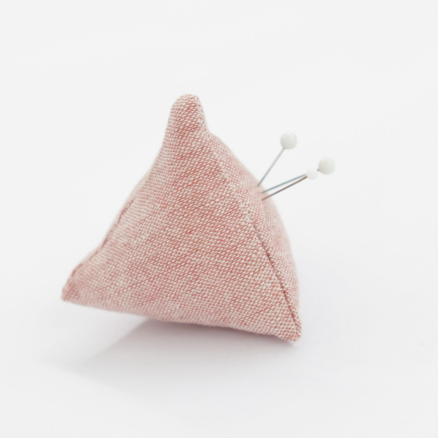 Finished Triangle Pin Cushion