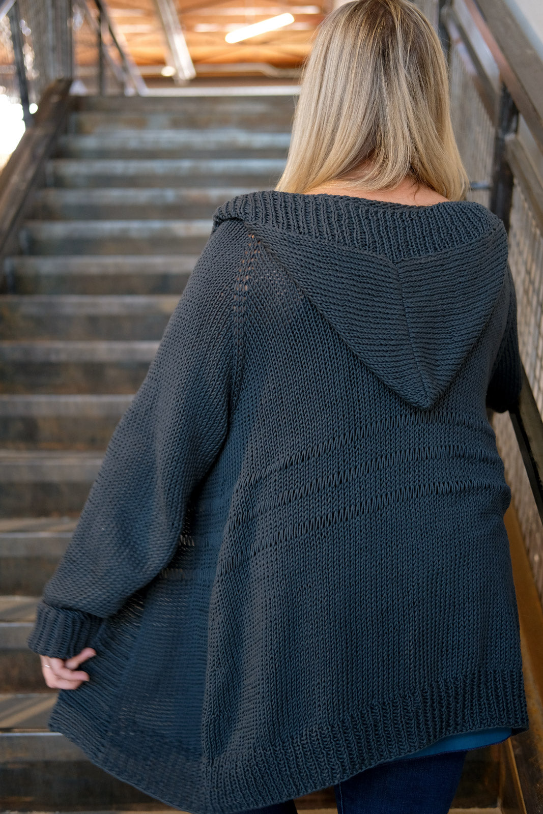 Kelly Garrison's Parsley Sage Cardigan