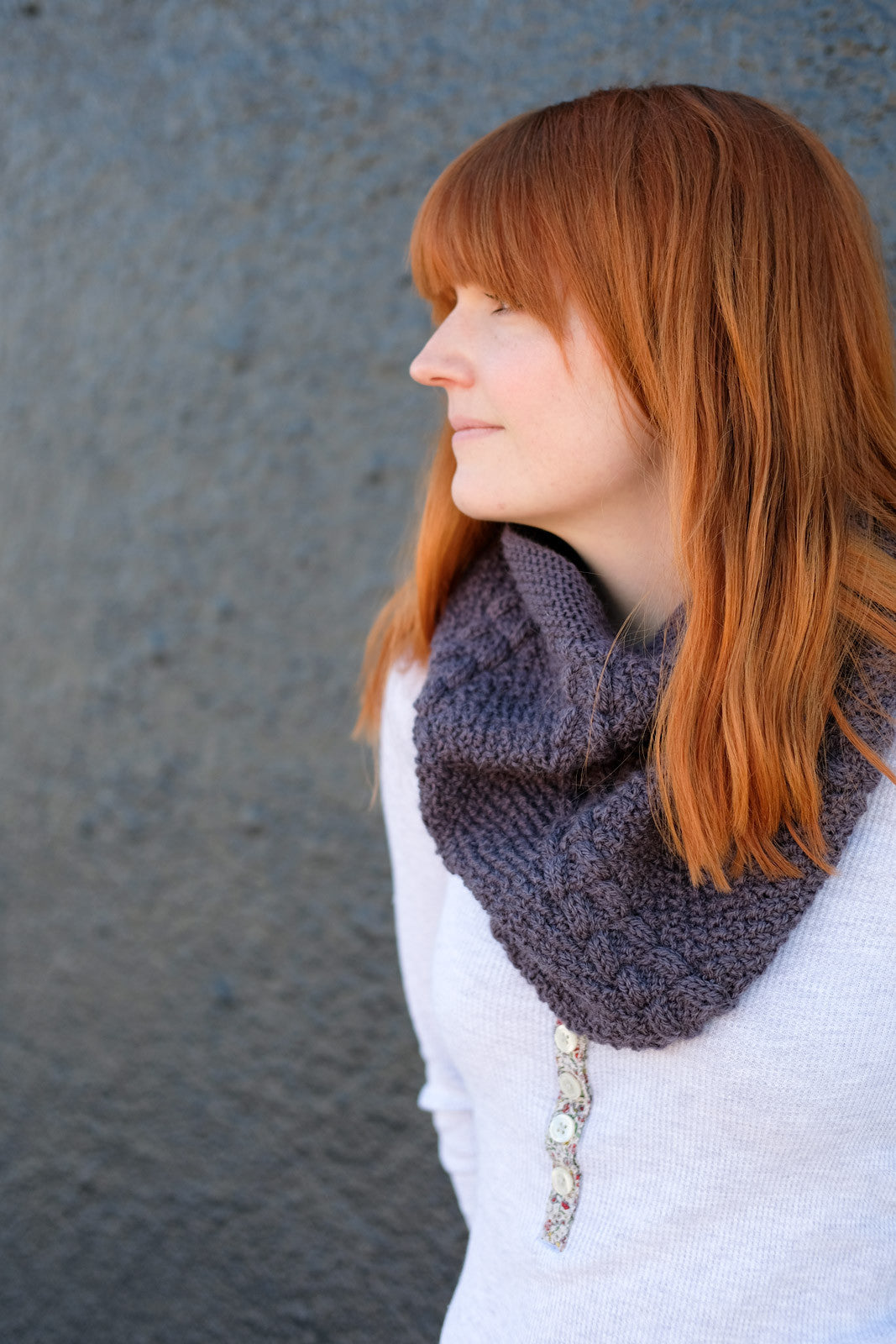 Furrow Cowl by Jared Flood