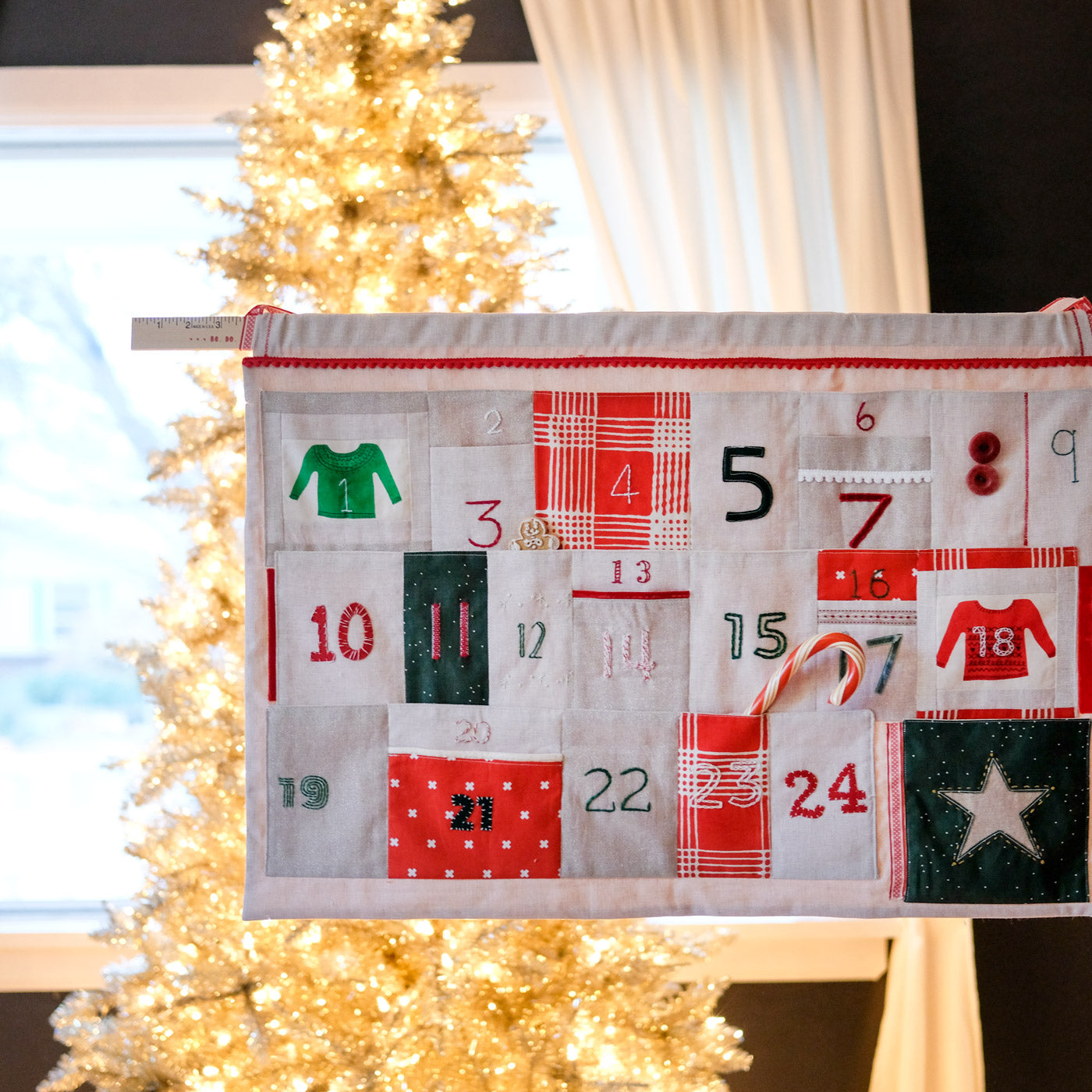 Tiffani's Fancy Advent Calendar