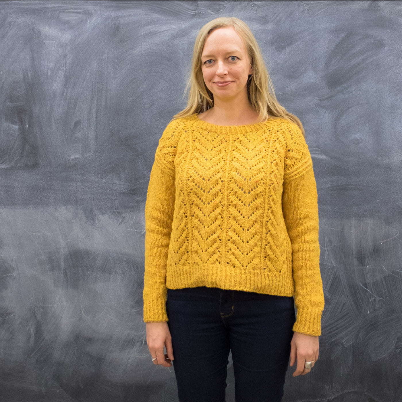 Amber's Wolf River Pullover