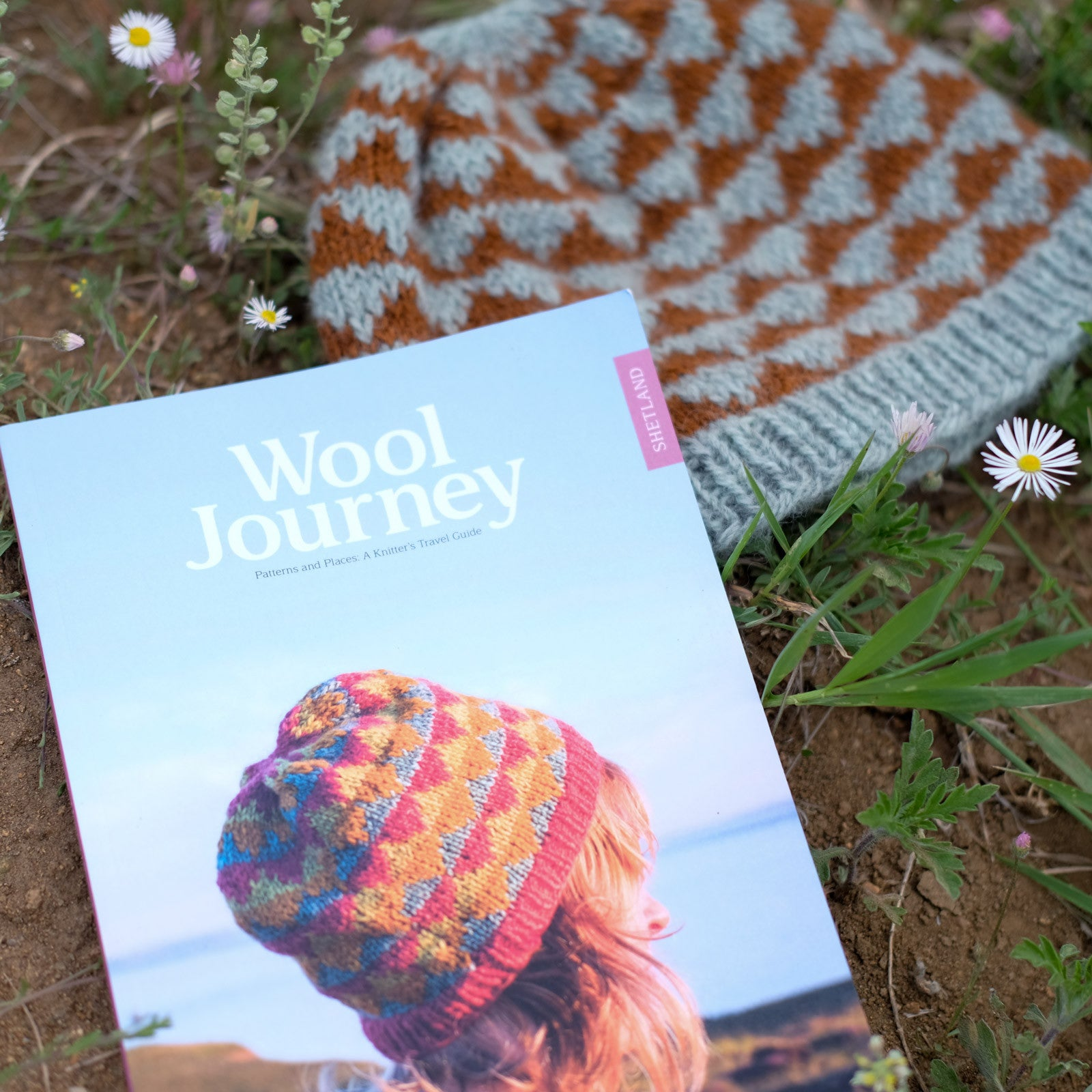 Wool Journey with Jaime's Eshaness Hat