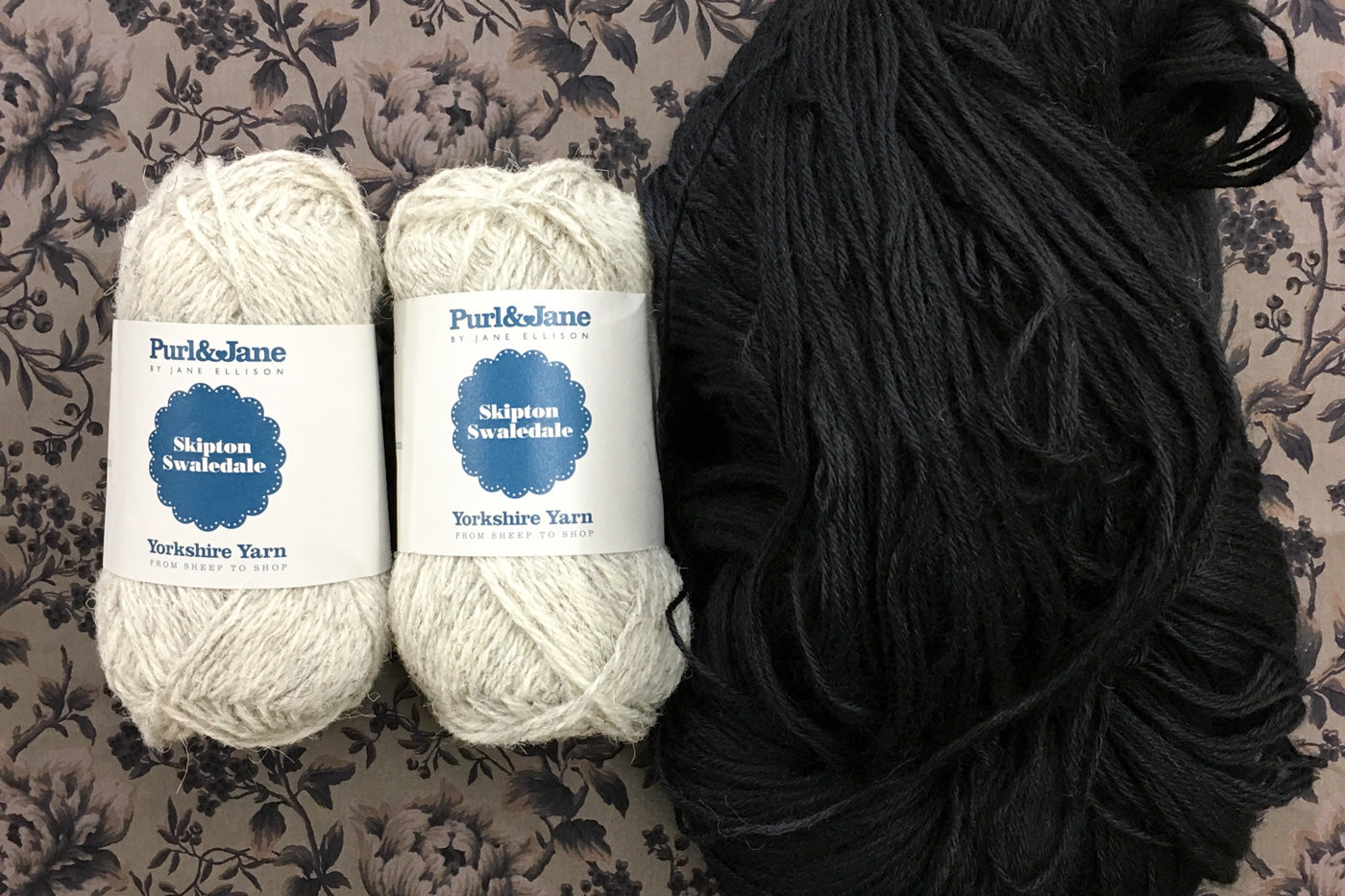 Jaime's Yarn from Purl and Jane