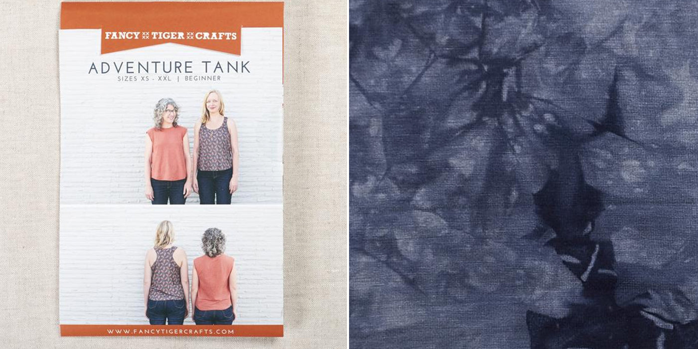 adventure tank racerbank sewing pattern