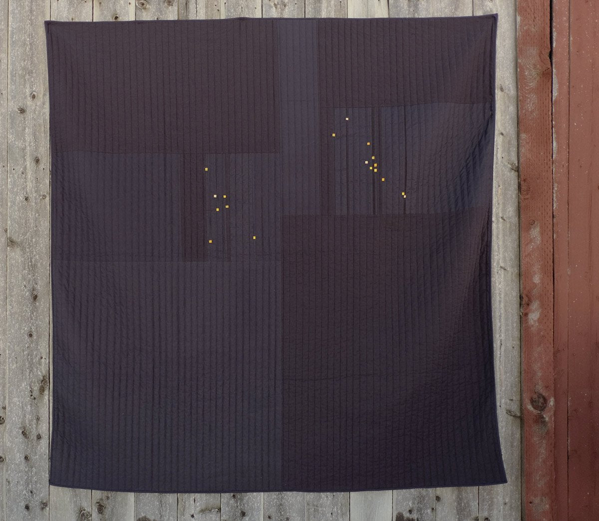 Amber's Double Constellation Quilt