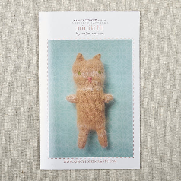 Minikitti Knitting Pattern