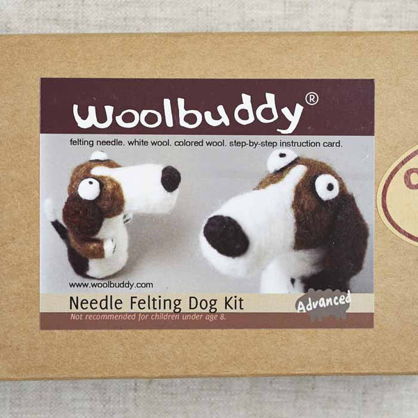 Dog Needlefelting Kit