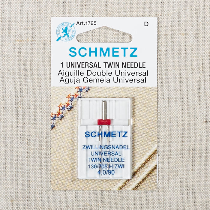 Universal Twin Needles