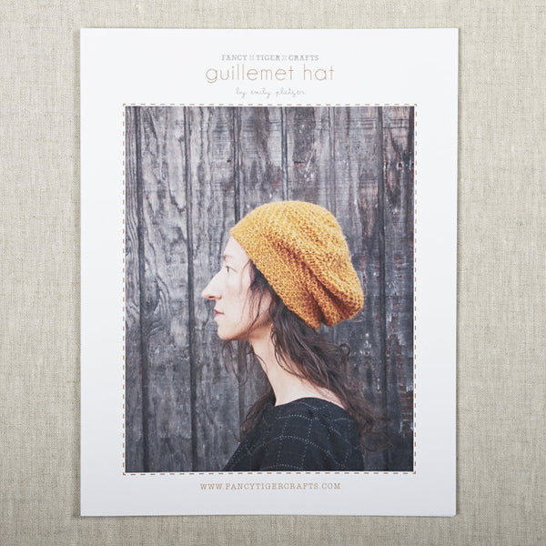 Guillemet Hat Pattern