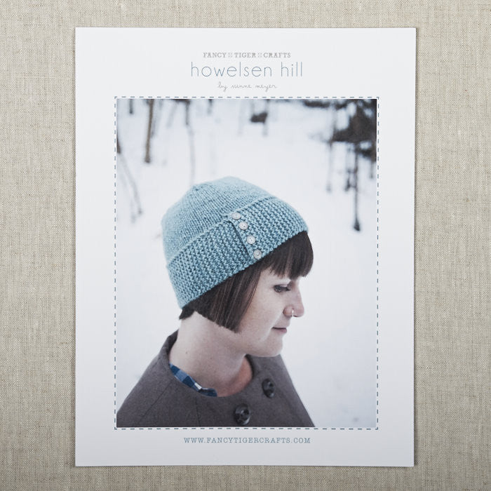 Howelsen Hill Hat Pattern