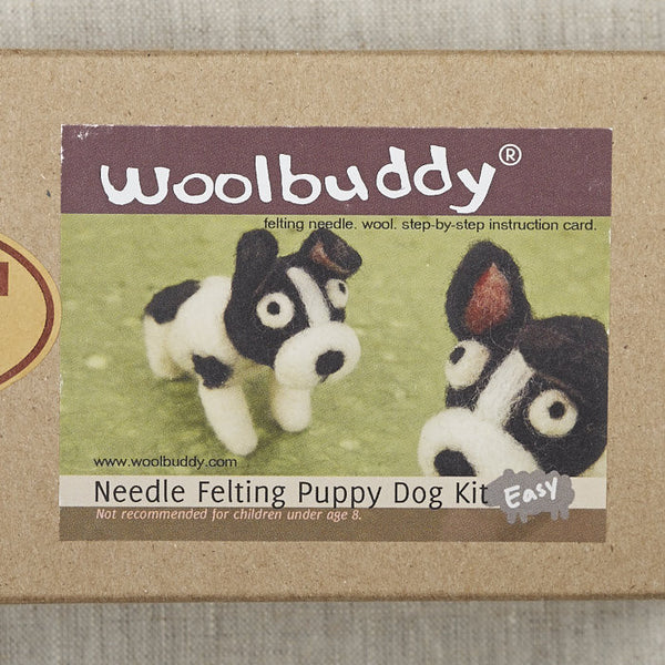 Puppy Dog Needlefelting Kit