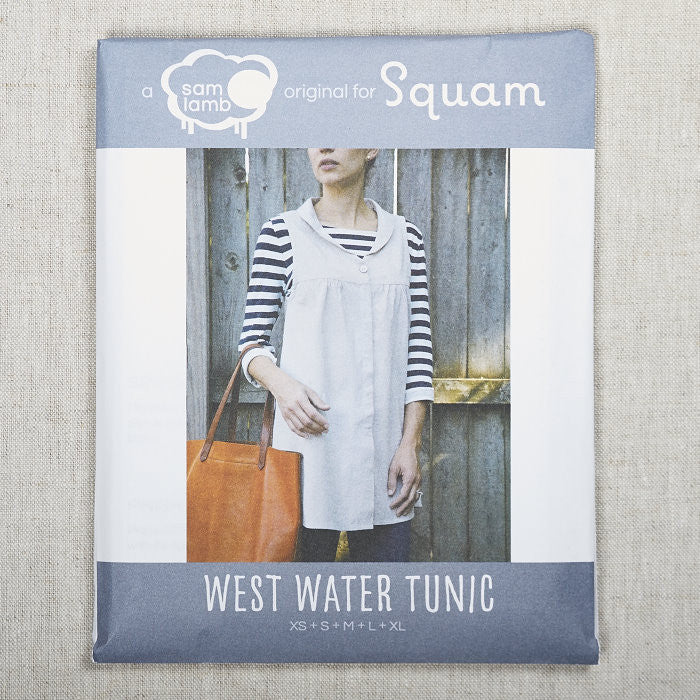 West Water Tunic Pattern