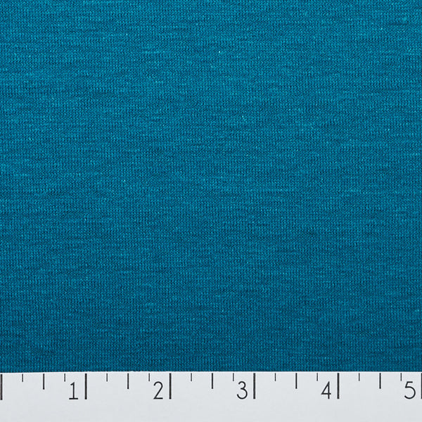 Hemp/Organic Cotton Jersey Blue
