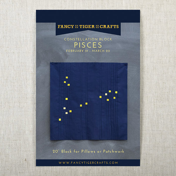 Pisces Constellation Block