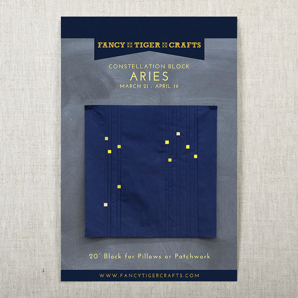 Aries Constellation Block