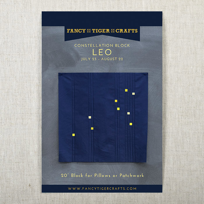 Leo Constellation Block