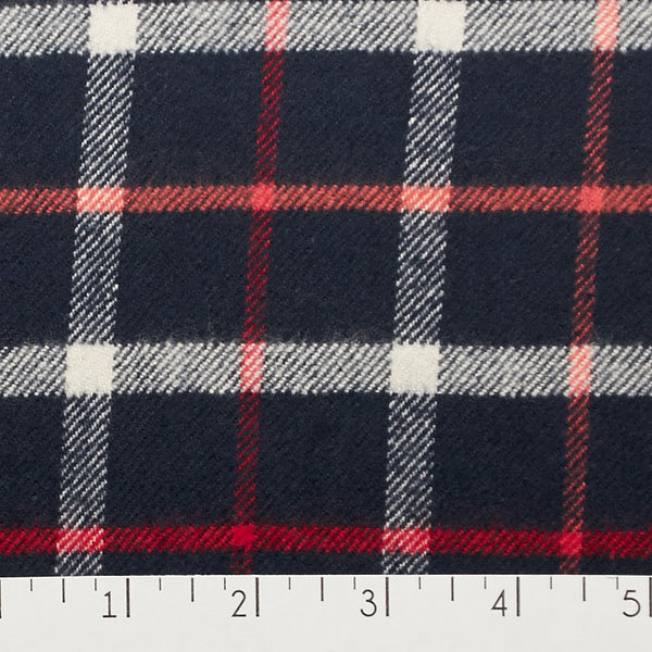 Tahoe Flannel Navy