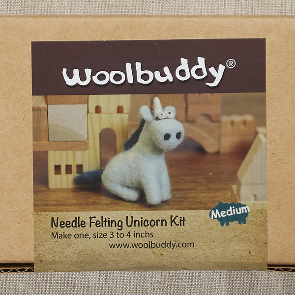Unicorn Needlefelting Kit