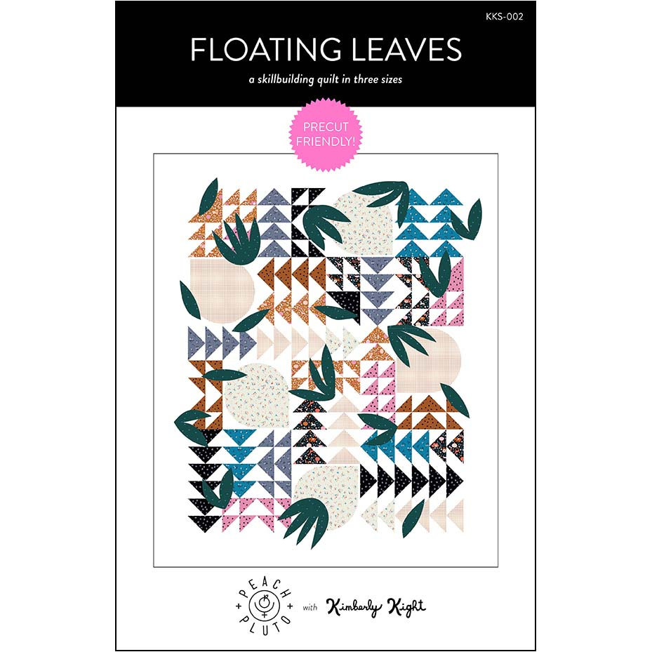 Floating Leaves Quilt
