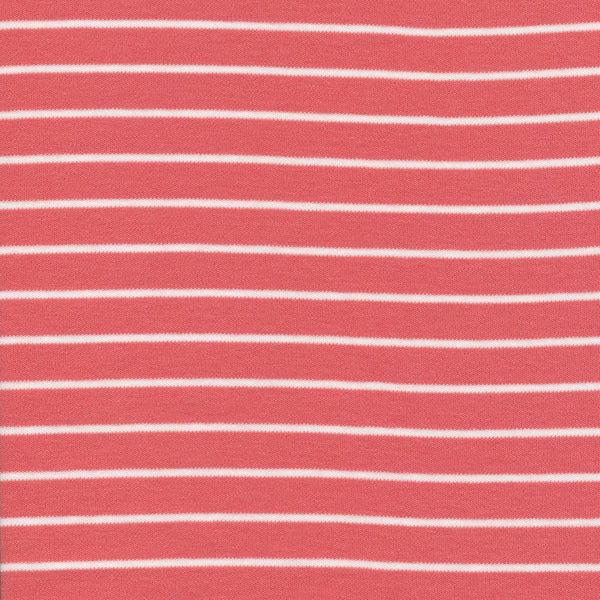 Interlock Knit Stripes