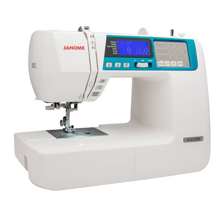 Curbside Pick Up Only - Janome 4120QDC-B