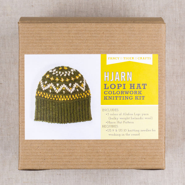Hjarn Hat Kit