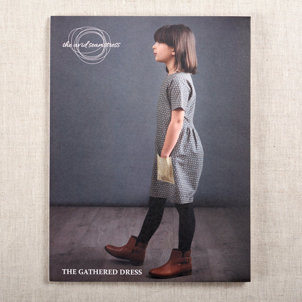 The Gathered Dress 3-8yrs