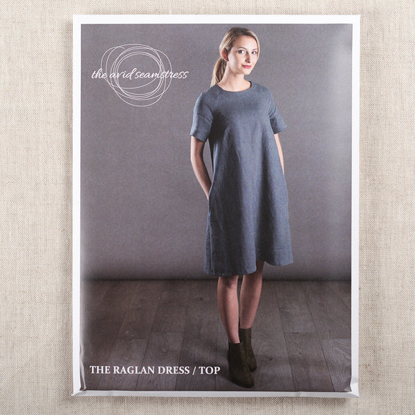 The Raglan Dress/Top