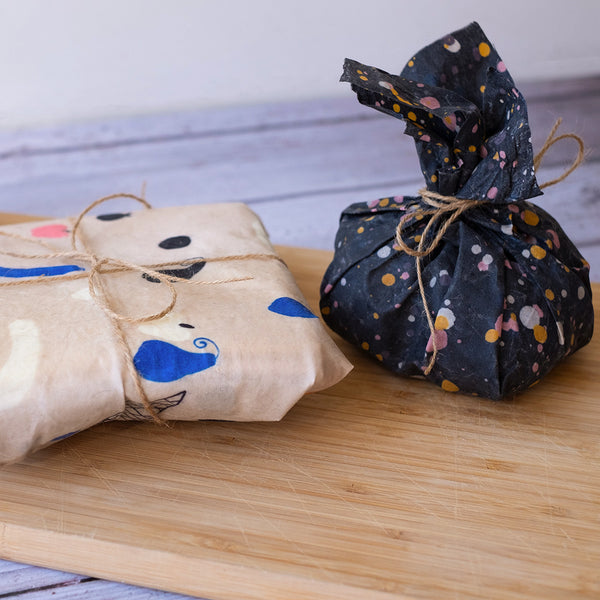 Holiday Gift: Beeswax Wraps