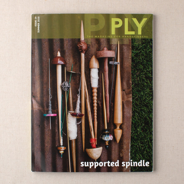 PLY Magazine Issue 29: The Supported Spindle Issue