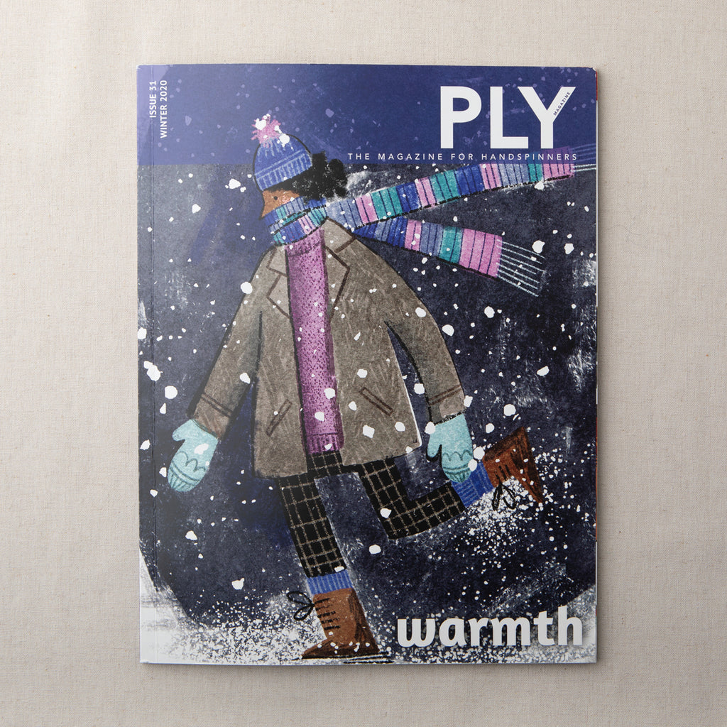 PLY Magazine Issue 31: The Warmth Issue