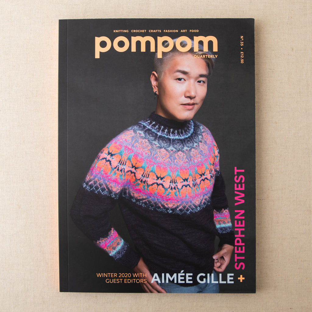 Pom Pom Quarterly Winter 2020
