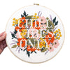 """Chill Vibes Only"" Cross Stitch Kit"