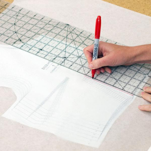 Sewing Skills: Commercial Patterns & Garment Basics