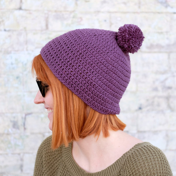Crochet 201: Basic Hat
