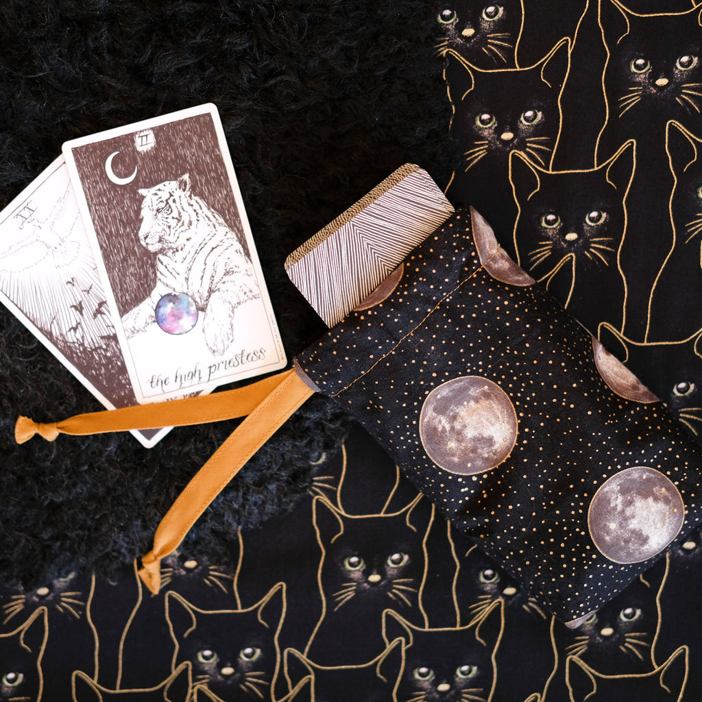 New Moon Protection Pouch FREE Pattern