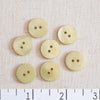 Dyed River Shell Button 15mm