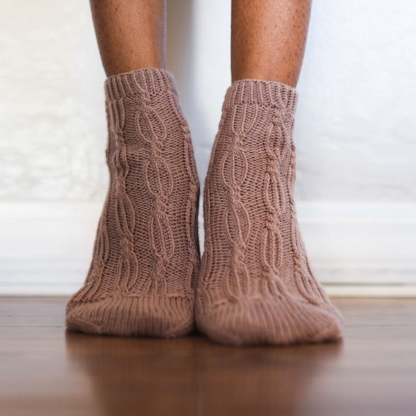 Apart Together Socks FREE Pattern