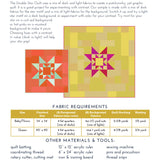Double Star Quilt Pattern