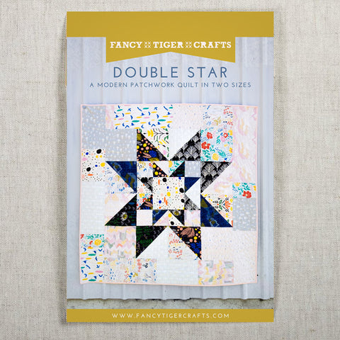 Nani Iro Double Star Quilt Fat Quarter Bundles