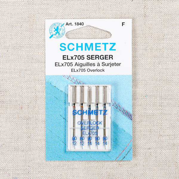 ELx705 Serger Needles