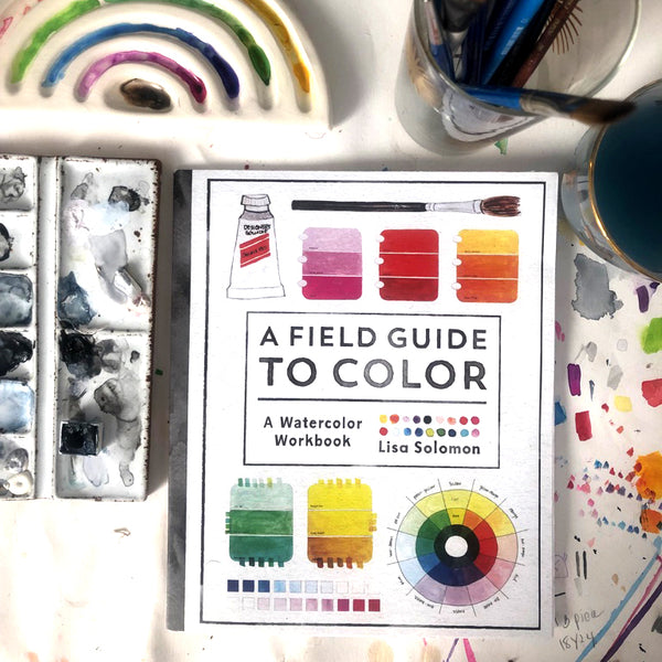 A Field Guide to Color with Lisa Solomon