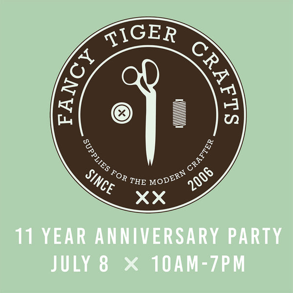 Fancy Tiger 11th Anniversary Party