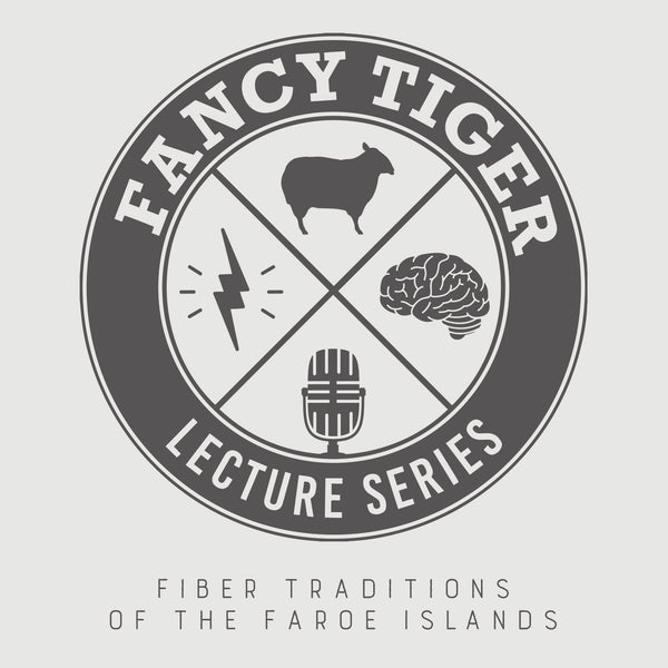Lecture: Fiber Traditions of the Faroe Islands