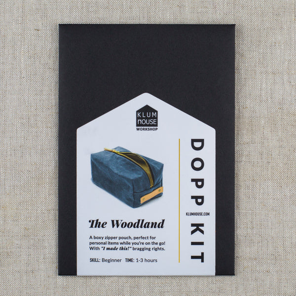 Woodland Dopp Kit